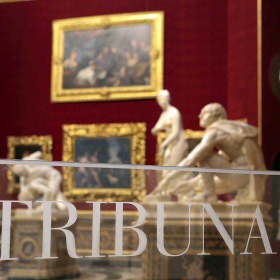Progetto illuminazione di Massimo Iarussi per dei Nuovi Uffizi / la Tribuna
