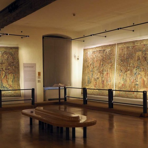 Progetto illuminazione Museo Diocesano Trento