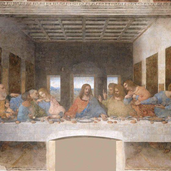 """Progetto illuminazione """"ultima Cena"""" di leonardo da Vinci, Milano"""