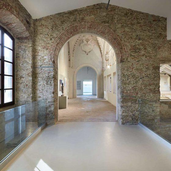 Progetto illuminazione Botti dell'Olio Livorno