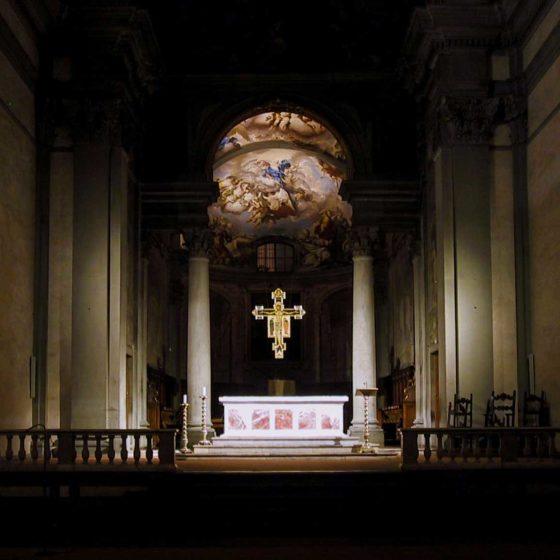 Progetto Illuminazione Badia Fiorentina