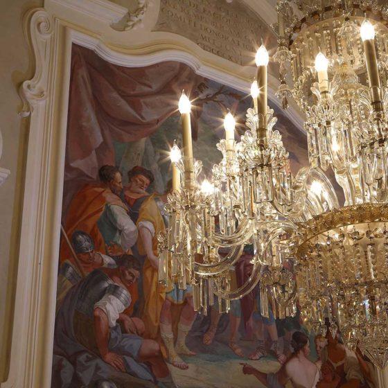 Progetto illuminazione Four Season Hotel Firenze