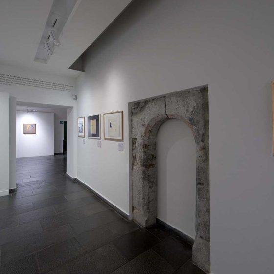 Progetto illuminazione museo Archeologico Regionale, Aosta