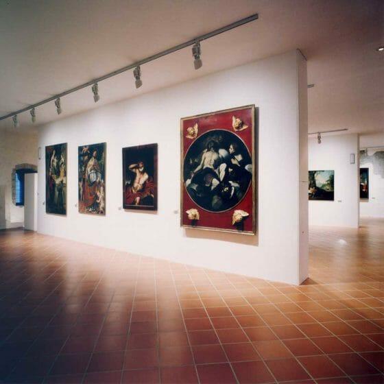 Progetto di illuminazione per il Museo Tridentino di Villa Lagarina