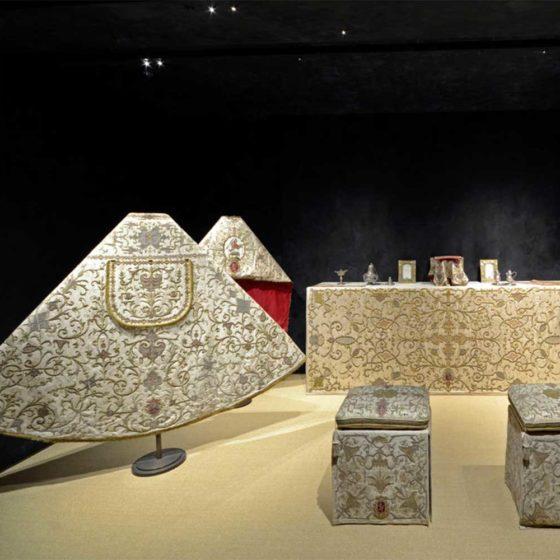 Progetto di illuminazione Museo Diocesano Villa Lagarina Trento