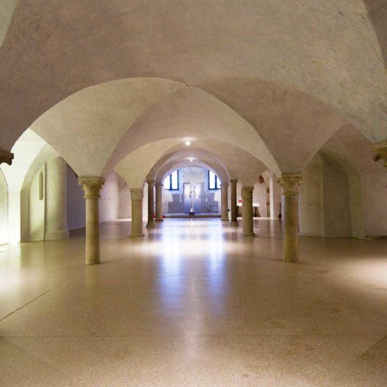 Progetto di illuminazione di Massimo Iarussi per la Cattedrale di Reggio Emilia