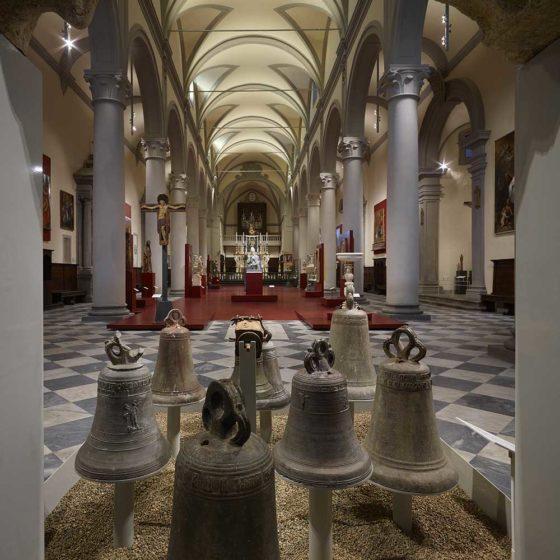 Progetto di Illuminazione museale di Massimo iarussi per il Museo Diocesano di Volterra
