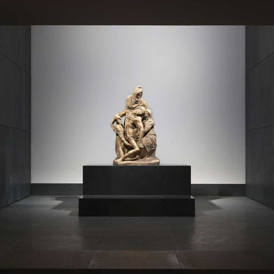 Progetto illuminazione Museo Opera del Duomo Firenze