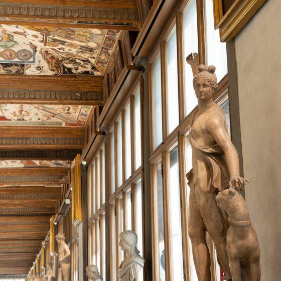 Corridoi Nuovi Uffizi
